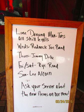 Sebring, FL: Sign