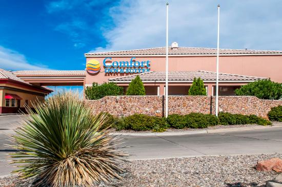Comfort Inn & Suites Truth or Consequences: Exterior