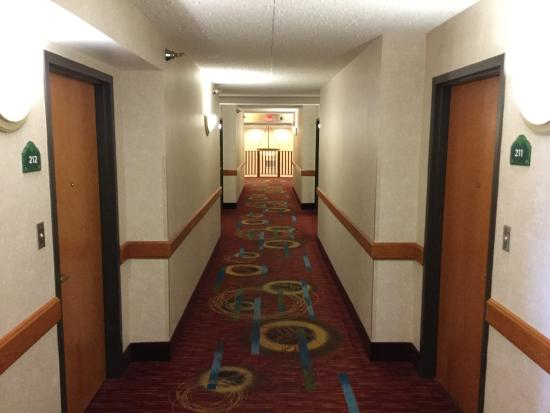 Wingate by Wyndham Lima Downtown: Great Hotel with lots of space!
