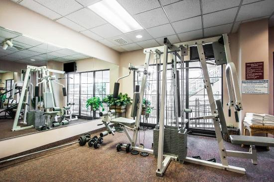 The Branson Clarion Hotel & Conference Center: Fitness
