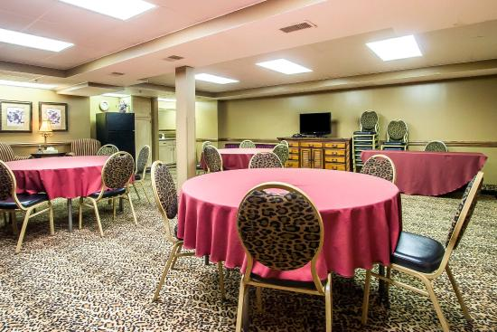 The Branson Clarion Hotel & Conference Center: Meeting