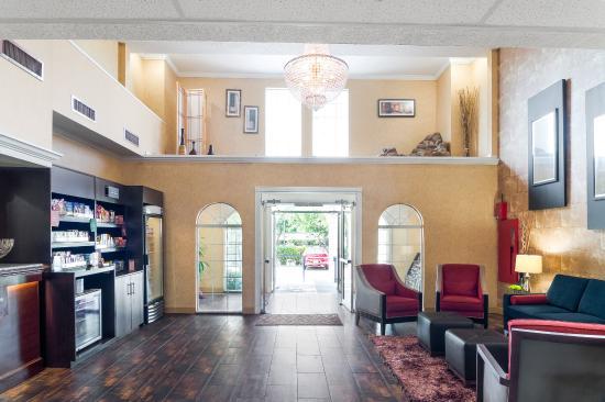 Comfort Suites Las Colinas Center: Lobby