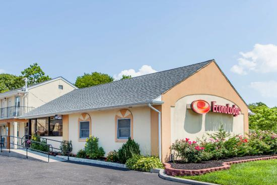 Econo Lodge Somers Point : Exterior