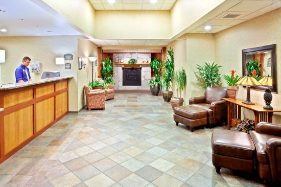 Cheney, WA: Hotel Lobby