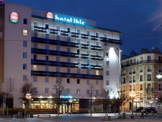 Hotel Ibis Paris