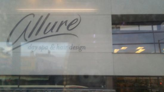 ‪Allure Day Spa and Hair Design‬