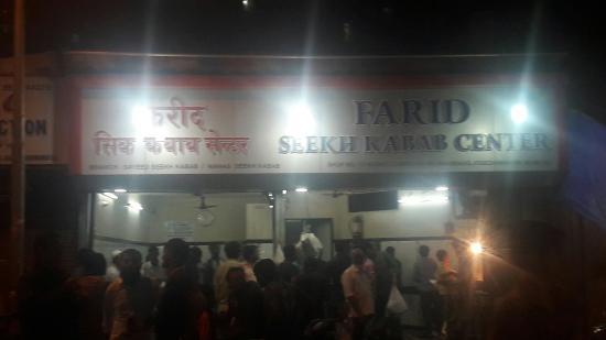 Farid Seekh Kebab Centre