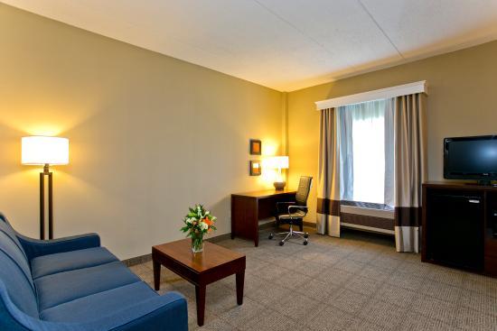Comfort Inn Aikens Center: Suite