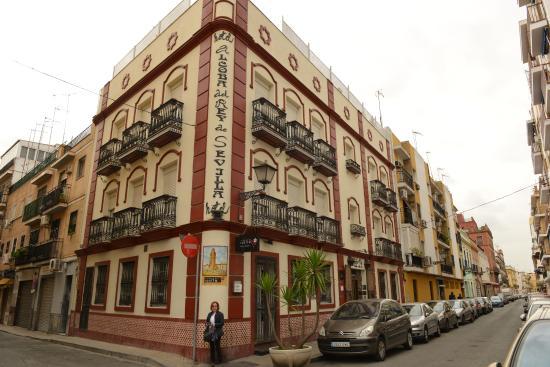 Bonita decoraci n picture of alcoba del rey de sevilla for Boutique hotel sevilla