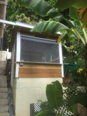 """Carpe Diem Villa: Studio2 annex""""The Garden Room"""""""