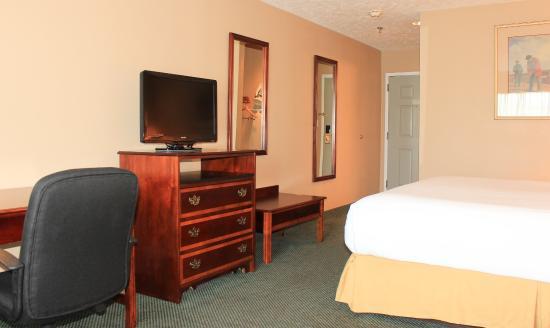 Kilmarnock, VA: Guest Room