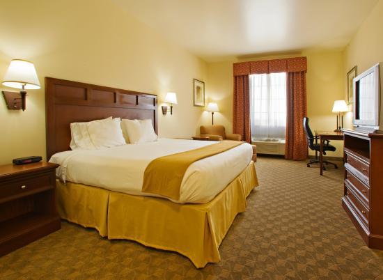 Levelland, TX: King Bed Guest Room