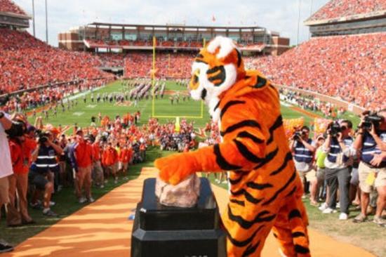 Anderson, SC: Clemson Tigers Football Stadium