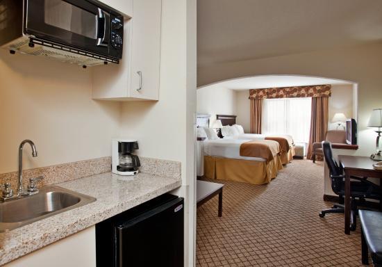 McPherson, Κάνσας: Executive Suite