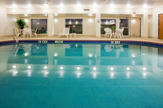 Swimming Pool Picture Of Holiday Inn Express Yankton Yankton Tripadvisor