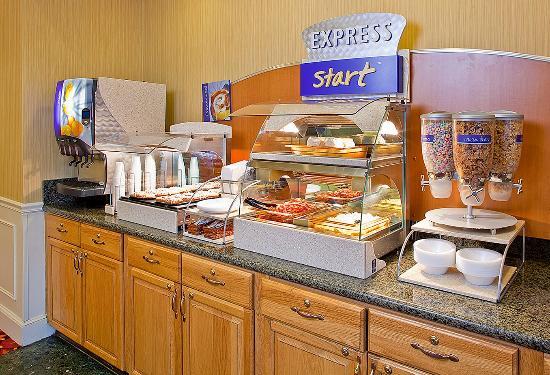 Σπρίνγκφιλντ, Βερμόντ: Complimentary breakfast served daily.