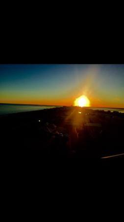 Portofino Island Resort Spa: Breathtaking sunset from 1003 tower 5 vrbo.com/107240