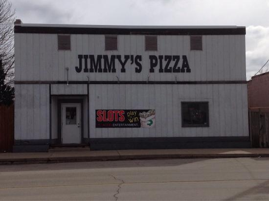 ‪jimmys pizza‬