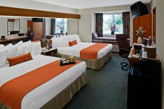 溫德姆北布朗威克麥克羅套房飯店照片
