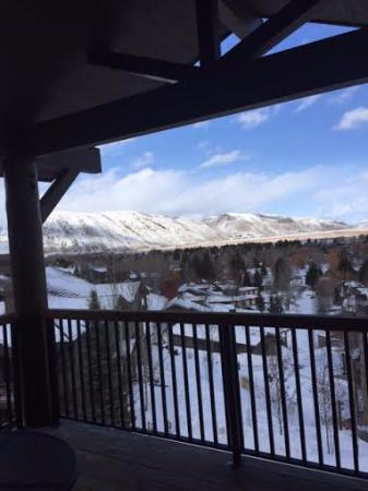 Grand View Lodge: View from the condo