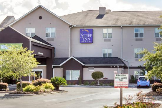 Sleep Inn & Suites -Jacksonville: Exterior