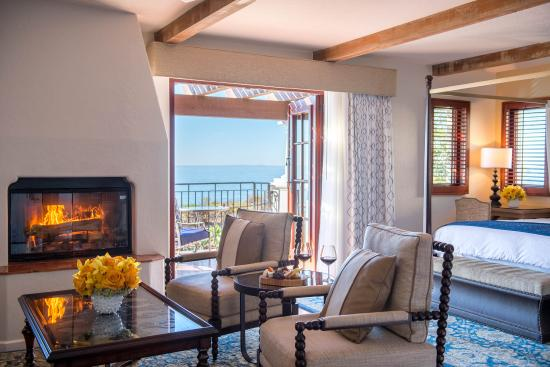 The Ritz-Carlton Bacara, Santa Barbara: Bacara Terrace Suite Ocean View
