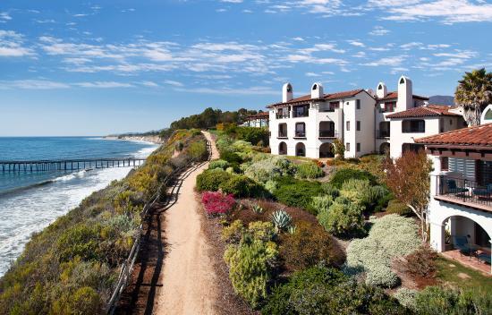 Goleta, Καλιφόρνια: Bacara Exterior Shot