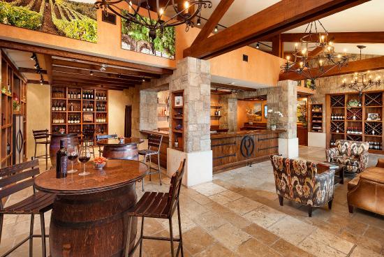Goleta, CA: Foley Wine Tasting Room at Bacara