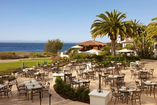 Goleta, CA: The Bistro Patio Bacara Resort