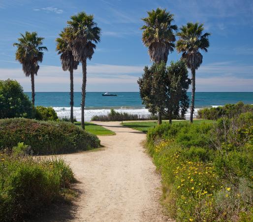 Goleta, Kalifornia: Bacara Beach Trail
