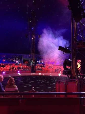 Circus Sarasota: Ready for the show!