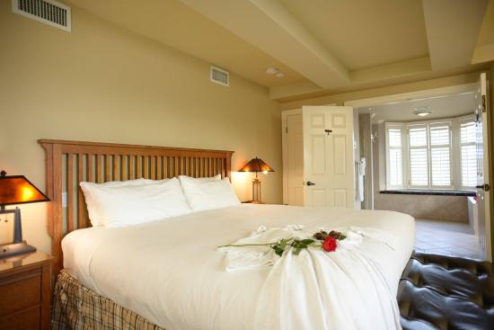 Harbour House Hotel: Harbour Honeymoon Suite