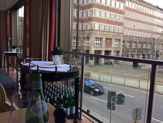 Restaurantansicht - Bild von Brasserie \
