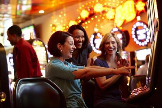 Majestic Star Casino & Hotel: Enjoy all the Slots!