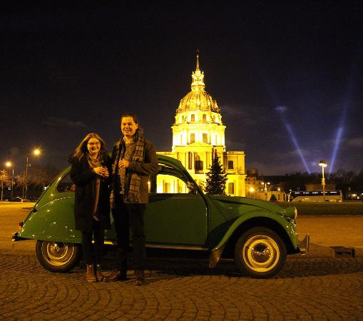 Paris, Prancis: Just one of the beautiful places Romain took us! He's a wonderful photographer, too!