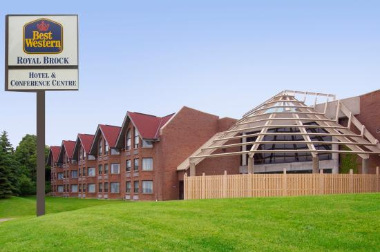 BEST WESTERN PLUS Royal Brock Hotel & Conference Centre