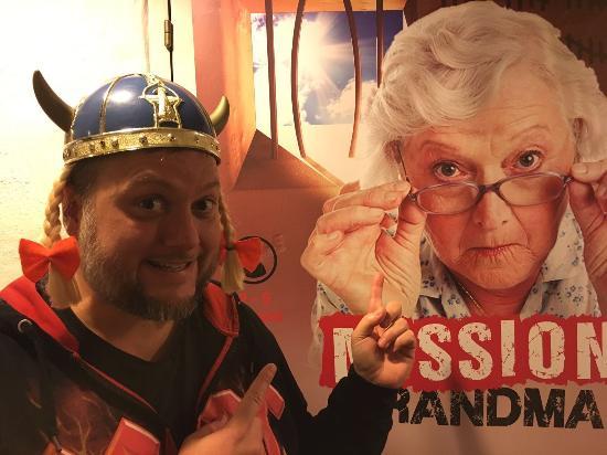 Exit Games Stockholm: Grandma Mission next