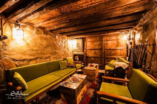 Sillehan Boutique Hotel-Restaurant-Cafe: Sille Sillehan Boutique Hotel - Lobi 3