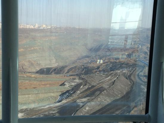 Xilu Open Mine : From the observation deck. It costs extra but worth it.