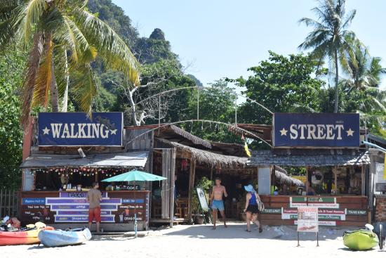 Railay Village Resort Resmi
