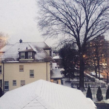 Irvington, NJ: Vista do quarto