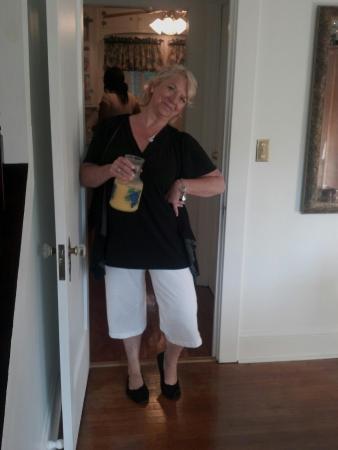 Wellsboro Inn on the Green: Our Hostess