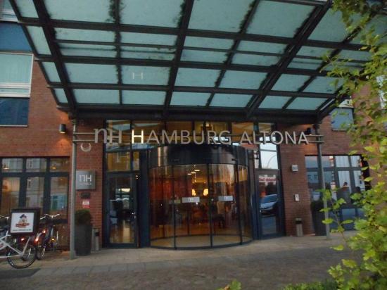Nh hamburg altona bild von nh hamburg altona hamburg for Hotel international hamburg