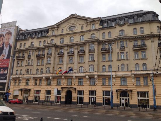 Polonia Palace Hotel Varsovie