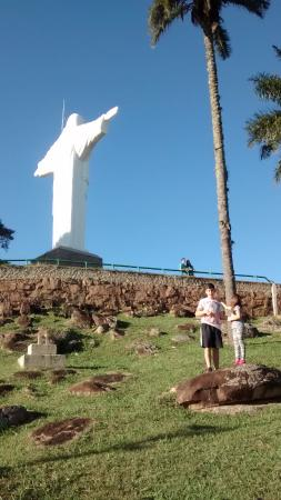 Christ the Redeemer of Sao Jose do Rio Pardo