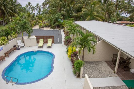 Coral Sands Apartments: View from 3 bedroom balcony