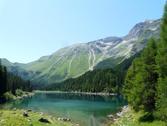 Obernberg Lake
