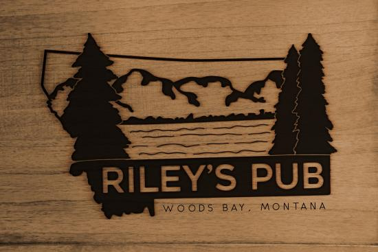 Bigfork, MT: Riley's Pub // Woods Bay // Montana