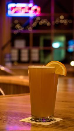 Bigfork, มอนแทนา: Blue Moon Draft Beer Served at Riley's Pub