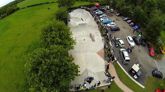 Euxton Skatepark